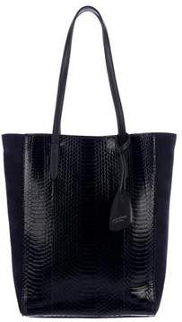 Ralph Lauren Embossed Mini Modern Tote