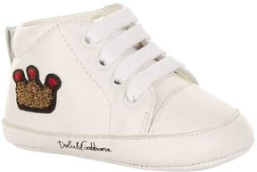 Dolce & Gabbana Crown Sneakers