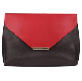 Emilio Pucci Black Leather Clutch Bag
