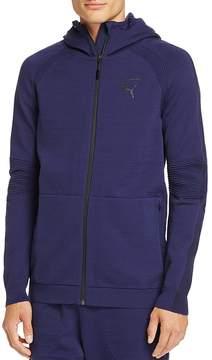 Puma evoKnit Zip Hooded Sweatshirt