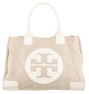 Tory Burch Tote - NEUTRALS - STYLE