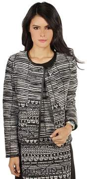 Desigual A Theory Of Fun Jacket In Gris Plata.