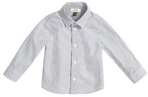 Armani Junior Infant Boy's Stripe Dress Shirt