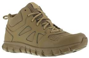 Reebok Work Men's RB8406 Sublite Cushion Tactical Mid ST Work Shoe