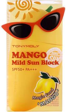 Tony Moly TONYMOLY Mango Mild Sunblock SPF 50 Magic Food