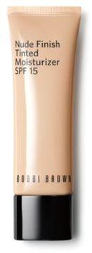 Bobbi Brown Nude Finish Tinted Moisturizer SPF 15/1.6 oz.