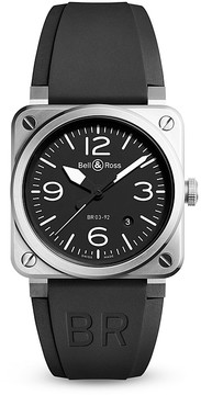 Bell & Ross BR 03-92 Steel Watch, 42mm