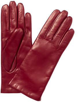 Portolano Cashmere Lined Leather Glove
