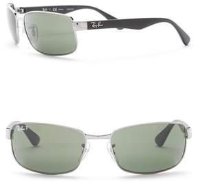 Ray-Ban 60mm Sunglasses