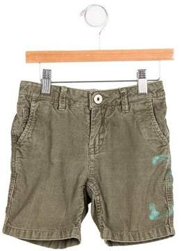 Scotch Shrunk Boys' Corduroy Knee-Length Shorts