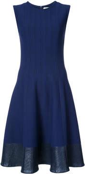 Carolina Herrera fitted flared dress