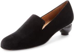 French Sole Women's Opal Mid Heel Pump
