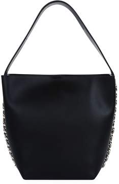 Givenchy Infinity Leather Saddle Cross Body Bag