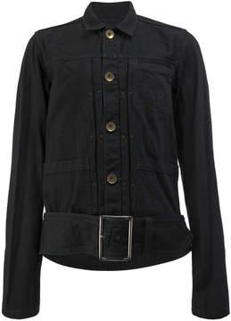 Miharayasuhiro belted shirt jacket