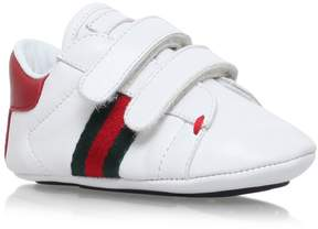 Gucci Leather Baby Ace Sneakers
