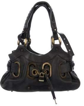 Barbara Bui Grained Leather Hobo