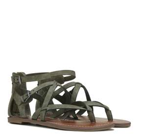 G by Guess Women's Howey Gladiator Sandal