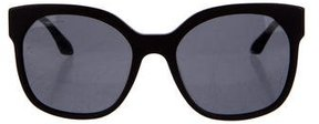 Prada Matte Oversized Sunglasses