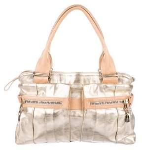 See by Chloe Perforated Shoulder Bag