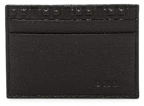 Boconi Leather Cash Stash Card Wallet