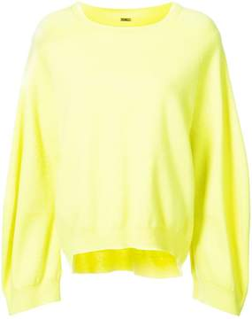 ADAM by Adam Lippes oversized sleeve sweatshirt