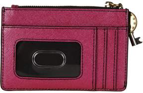 Marc Jacobs Key Detail Cardholder - PINK - STYLE