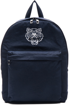 Kenzo Backpack in Blue.