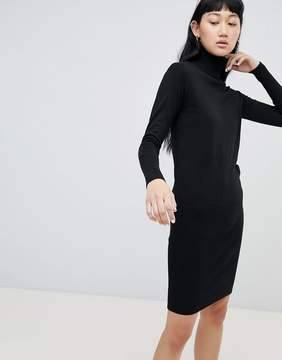 B.young Roll Neck Sweater Dress