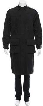 Balenciaga Lightweight Utility Coat