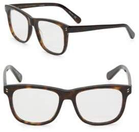 Stella McCartney 52mm Tortoise Shell Optical Glasses