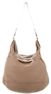 Brunello Cucinelli Leather Hobo Bag