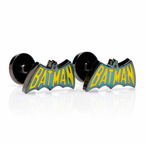 Asstd National Brand Vintage Batman Cuff Links