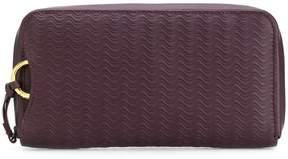 Zanellato wave embossed wallet
