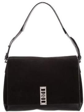 Proenza Schouler Suede & Leather Elliot Shoulder Bag