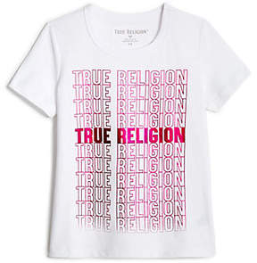 True Religion TODDLER/LITTLE KIDS REPEAT TEE