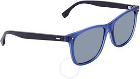 Fendi Grey Men's Sunglasses FF M0002/S PJP/T4