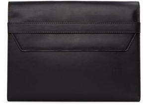 Maison Margiela Black Leather Portfolio