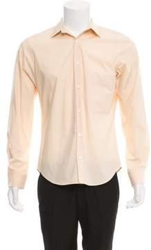 Lemaire Woven Button-Up Shirt