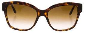 Stella McCartney Tortoiseshell Tinted Sunglasses