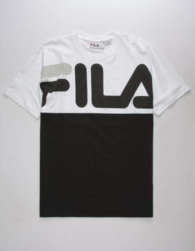 Fila Lenox Black Mens T-Shirt