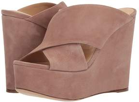 Sergio Rossi A78360-MCAZ01 Women's Wedge Shoes