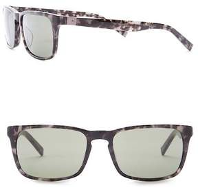 John Varvatos Collection Navigator 56mm Square Sunglasses