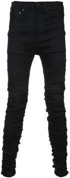 R 13 slim-fit denim jeans