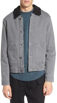 NATIVE YOUTH Men's Heyes Denim Jacket