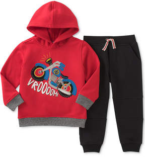 Kids Headquarters 2-Pc. Hoodie & Jogger Set, Toddler Boys (2T-5T)