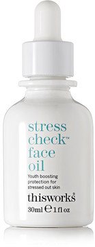 This Works Stress Check Face Oil, 30ml - Colorless