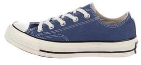 Converse Round-Toe Low-Top Sneakers