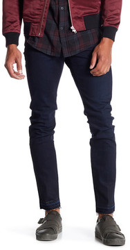 Neuw Iggy Raw Hem Skinny Jean