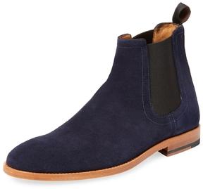Gordon Rush Men's Suede Chelsea Boot