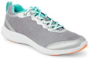 Vionic Light Grey Agile Fyn Sport Sneakers